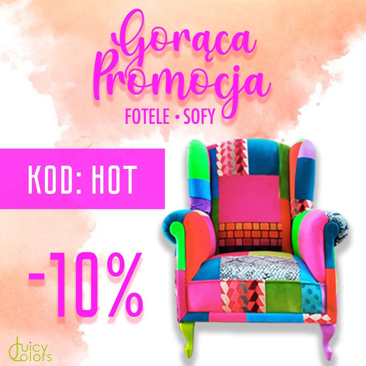 promocja na fotele i sofy